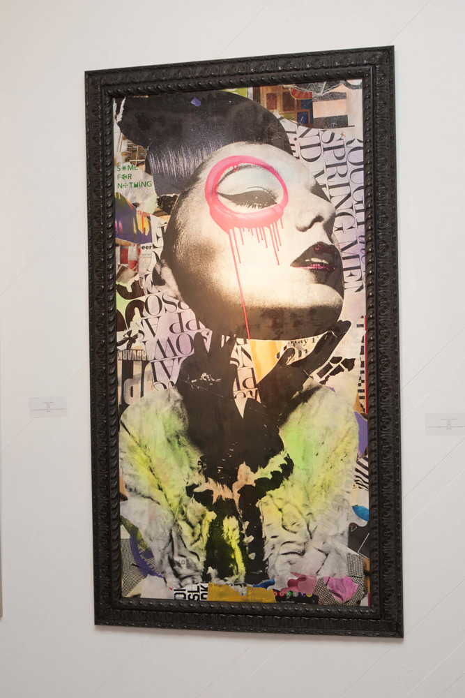 the street art of dain