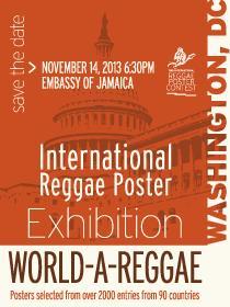 international reggae poster exhibition