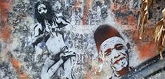 street art from hindustan