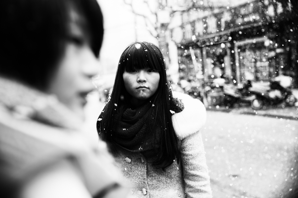 snow white and she - the photography of mimo khair