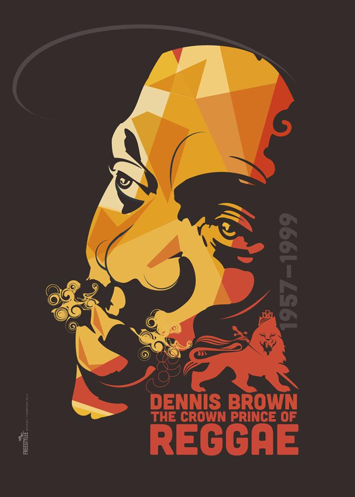 dennis brown - michael thompson