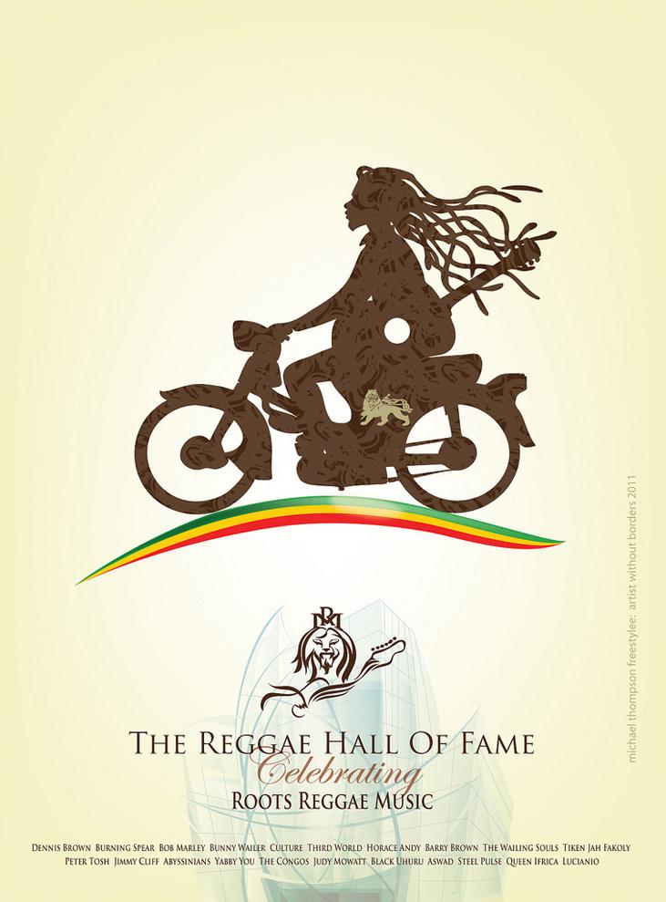 reggae hall of fame - michael thompson