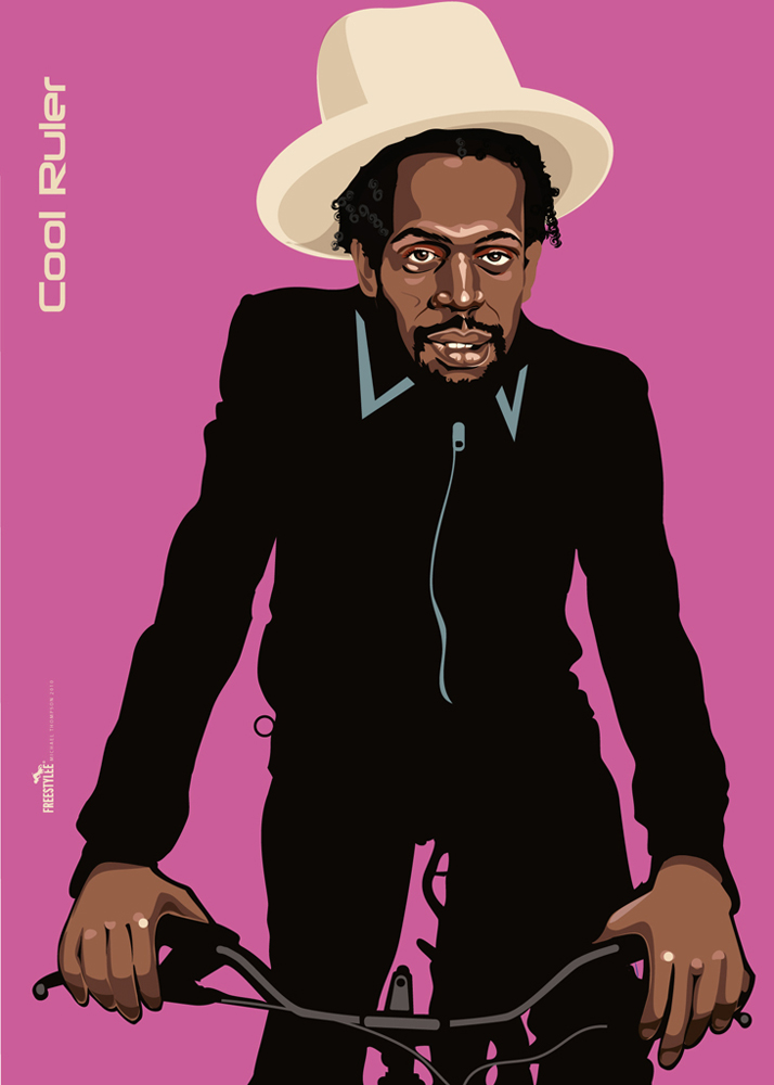 gregory isaacs - michael thompson