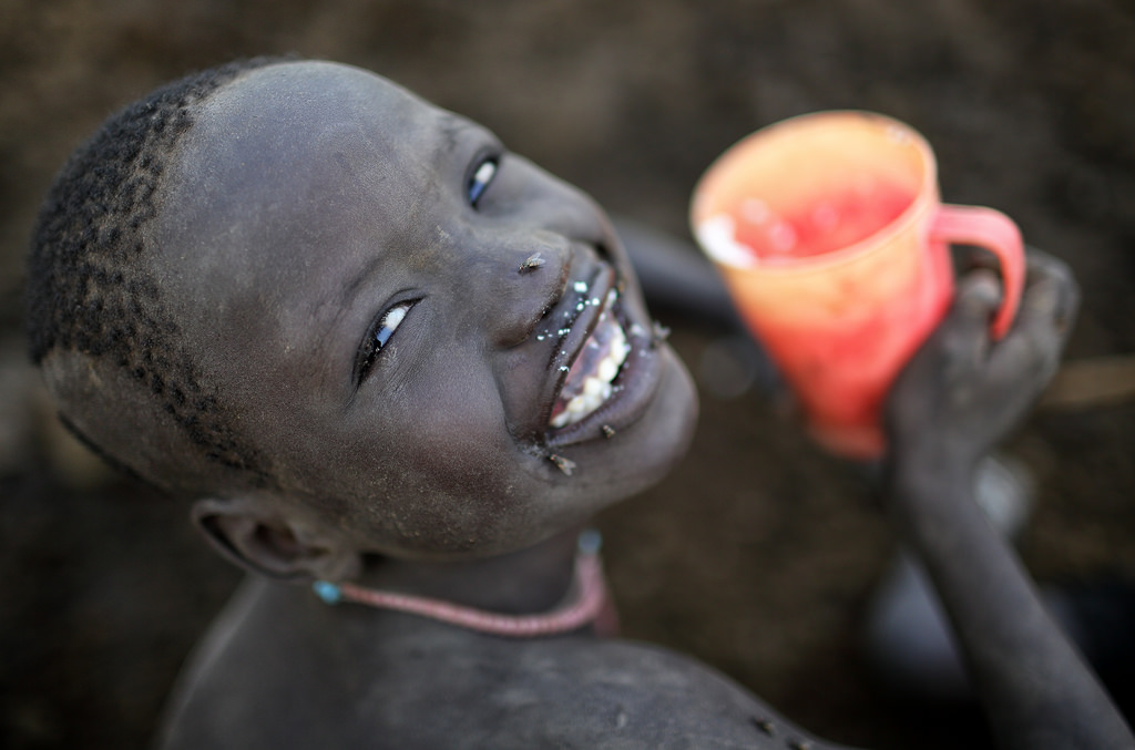 ethiopia: mursi boy - dietmar temps